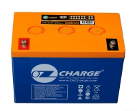 Ozcharge 6V 200Ah Sealed AGM battery